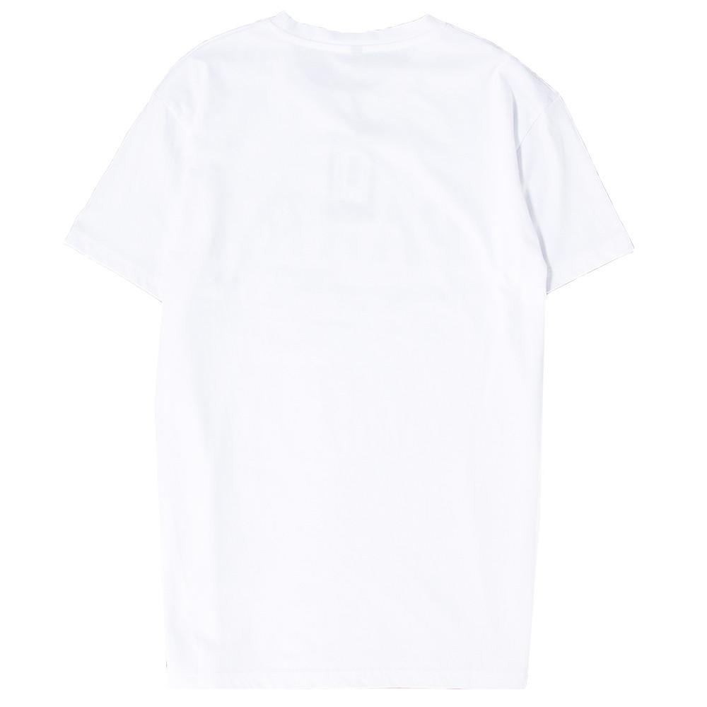 BY PARRA AMS T-SHIRT / WHITE