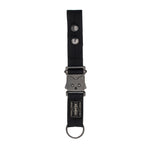 PORTER Joint Key Holder Black / Black