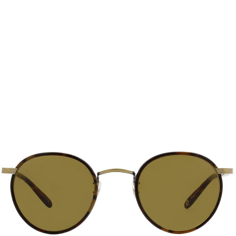 GARRET LEIGHT WILSON SUNGLASSES / BOURBON TORTOISE