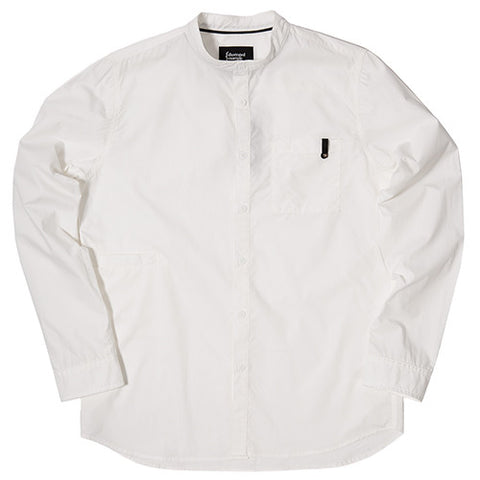 {ie TYPEWRITER SHIRT / WHITE - 1