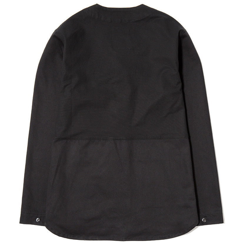 {ie OUTBACK OVERSHIRT / BLACK - 2