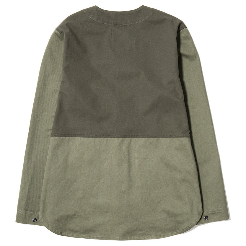 {ie OUTBACK OVERSHIRT / MOSS - 2