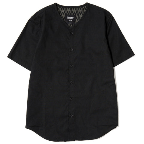 {ie SOUVENIR SHIRT / BLACK - 1