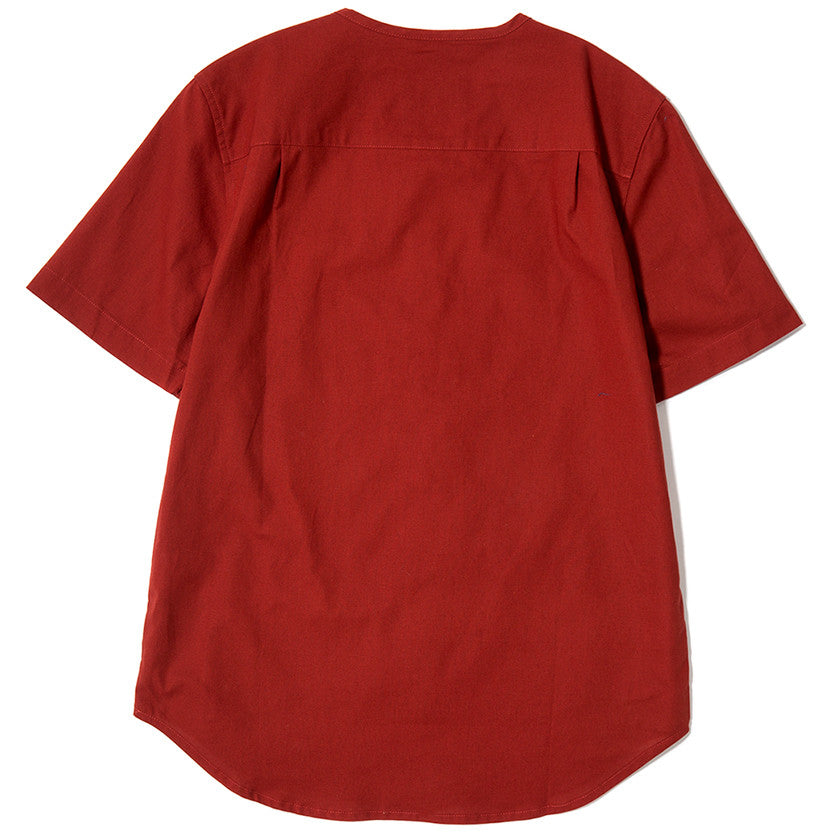 {ie SOUVENIR SHIRT / RED - 2