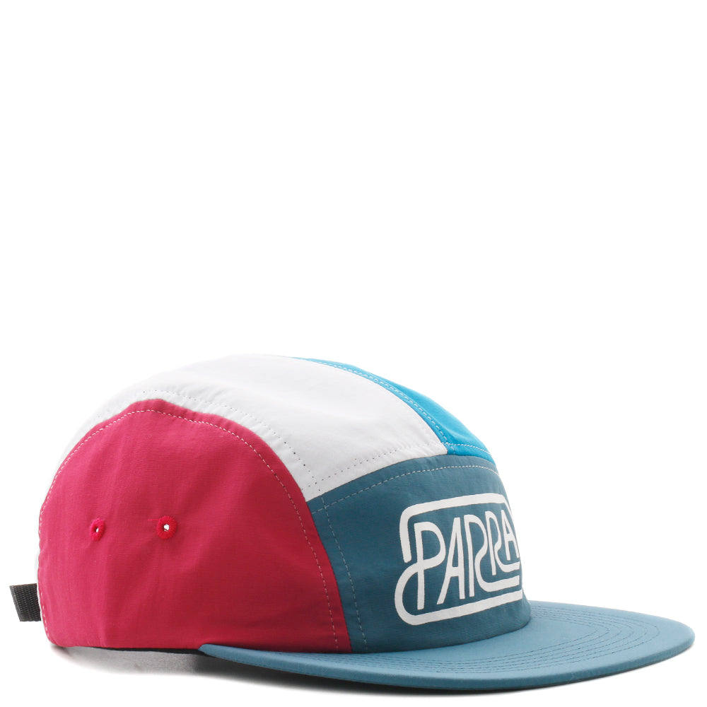 42200S19 by Parra Labyrinth Logo Volley Hat / Multi