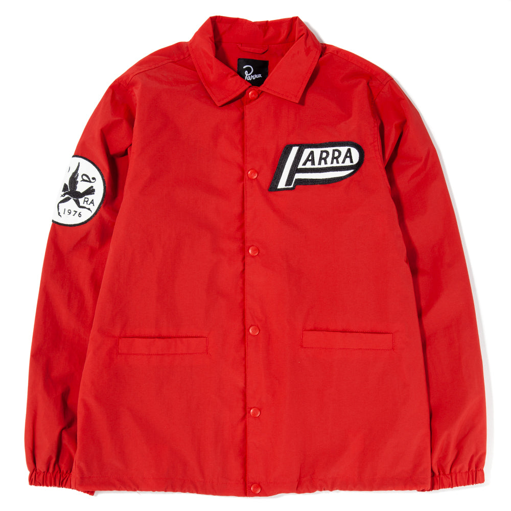 42310S19 by Parra Not Racing Coach Jacket / Red