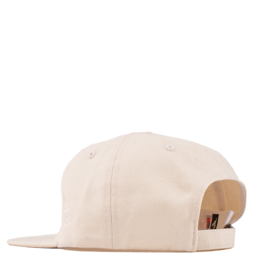 42540S19 by Parra Dise 6 Panel Hat / Natural