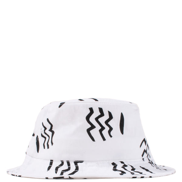 42570S19 by Parra Vases Bucket Hat / White