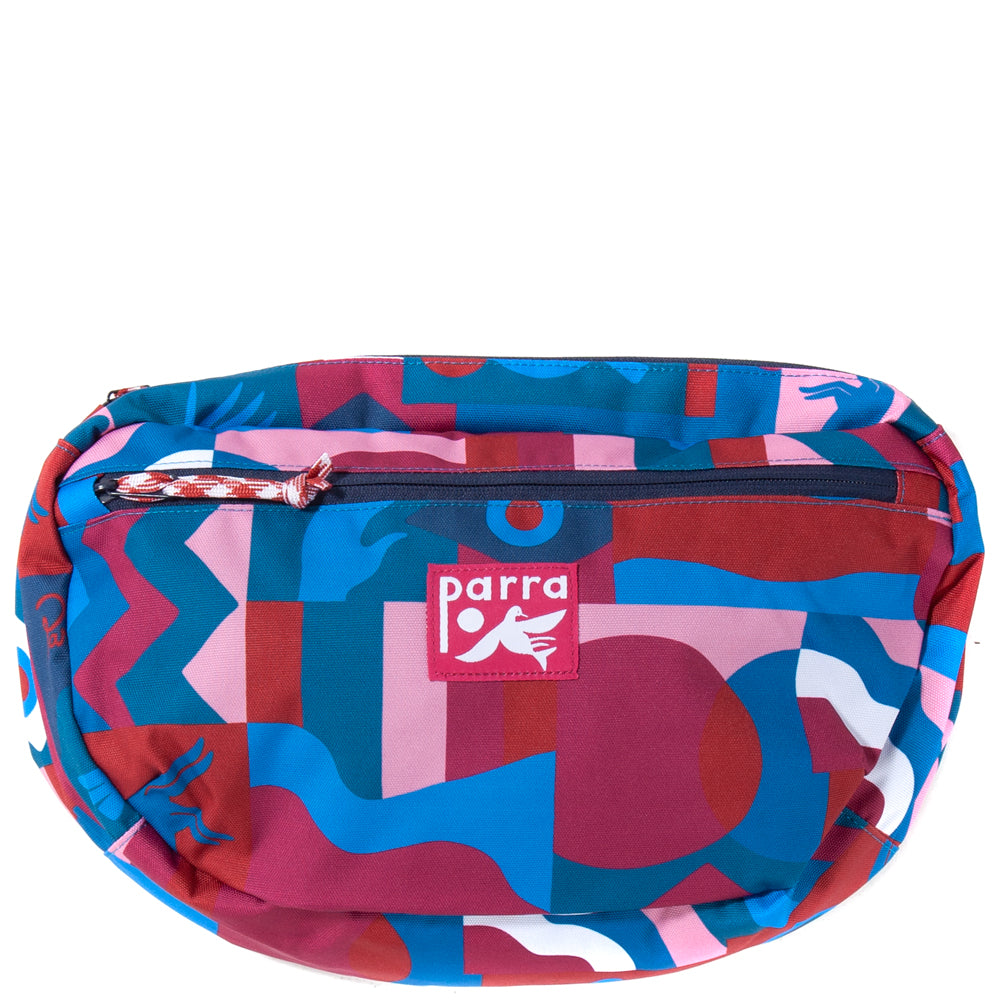 By Parra Grab the Flag Waistbag / Multi - Deadstock.ca