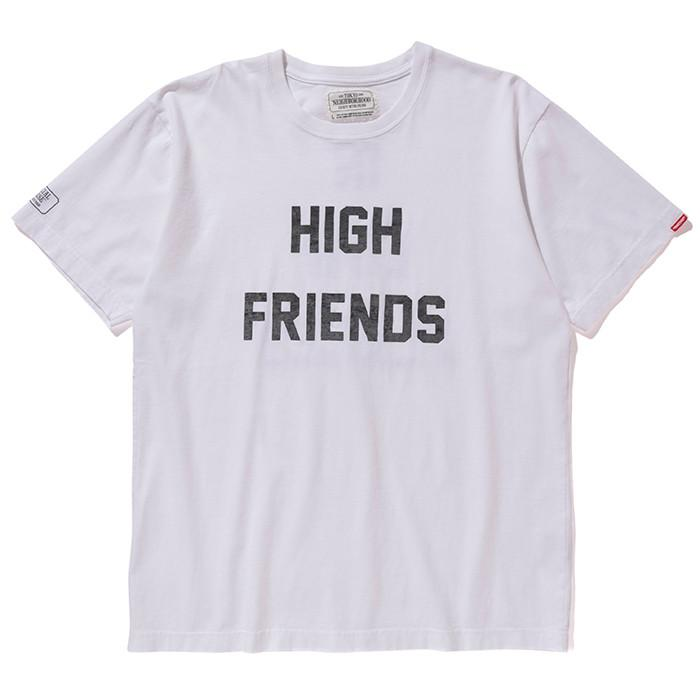 FUCT SSDD X NEIGHBORHOOD NHFU 6 T-SHIRT SS / WHITE - 1