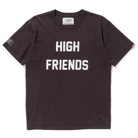 FUCT SSDD X NEIGHBORHOOD NHFU 6 T-SHIRT SS / BLACK - 1