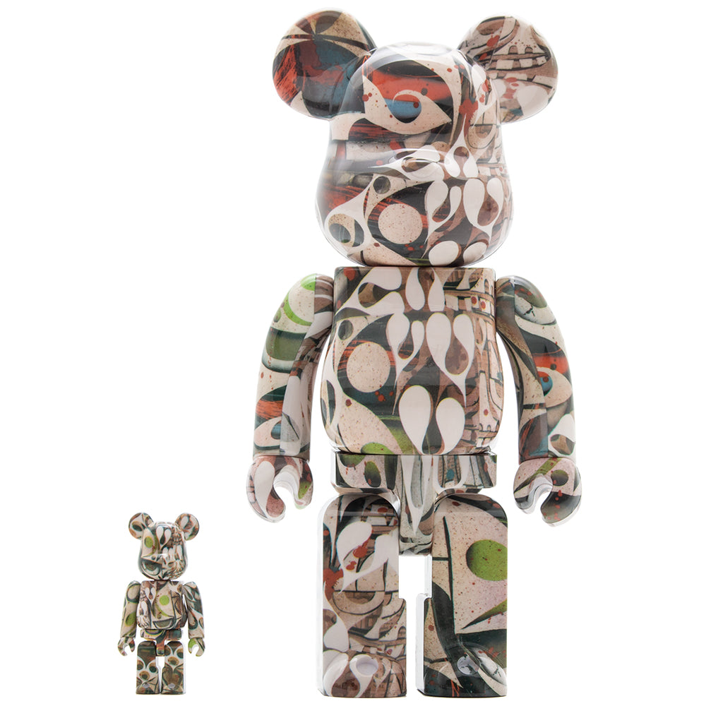 Style code 4530956573694. Medicom Toy BE@RBRICK Phil Frost 100% & 400%