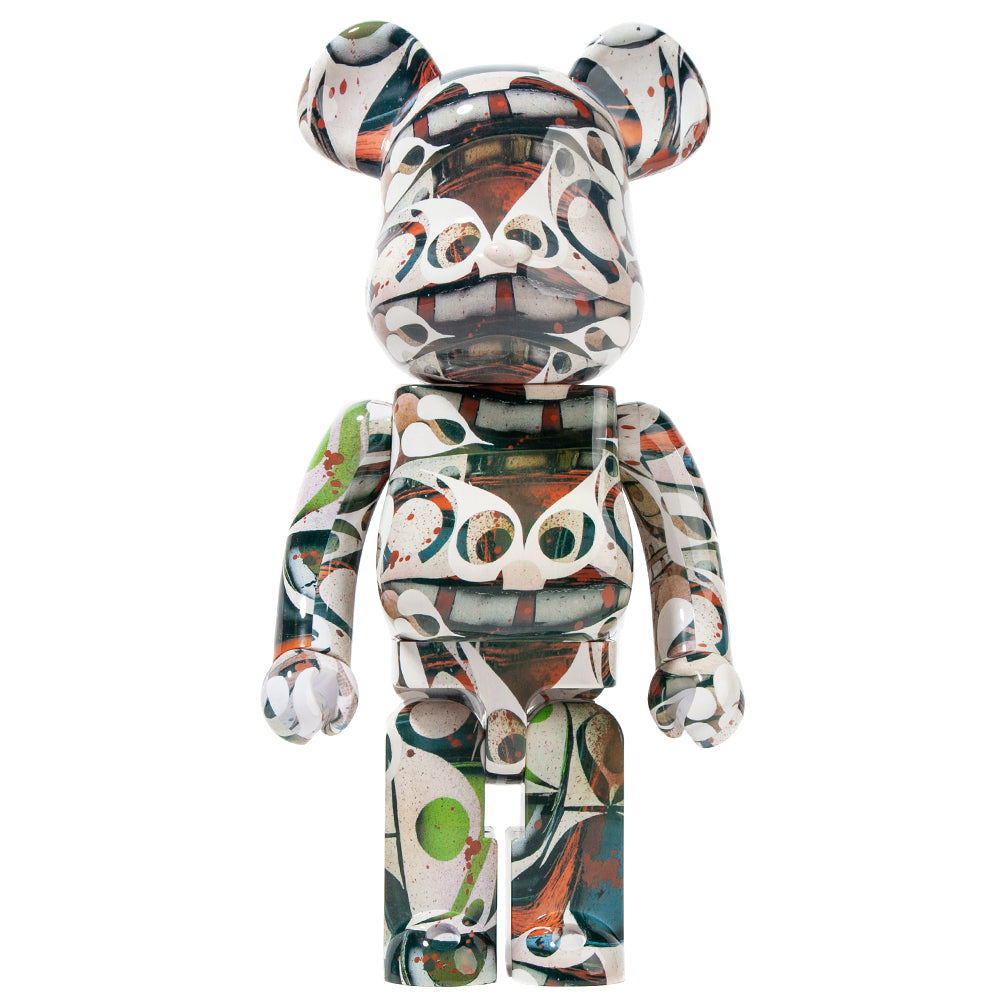Style code 4530956573700. Medicom Toy BE@RBRICK Phil Frost 1000%