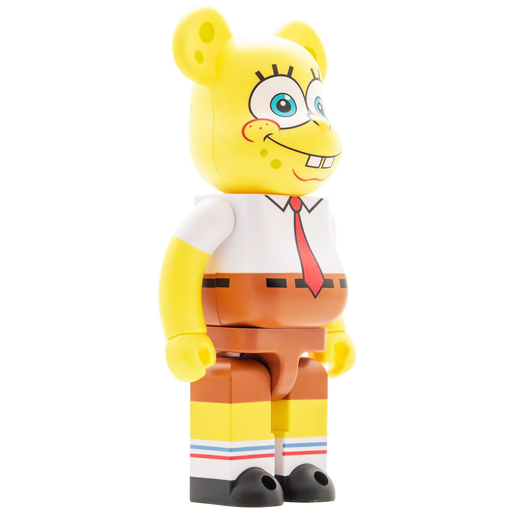 Medicom Toy BE@RBRICK SpongeBob 100% & 400%
