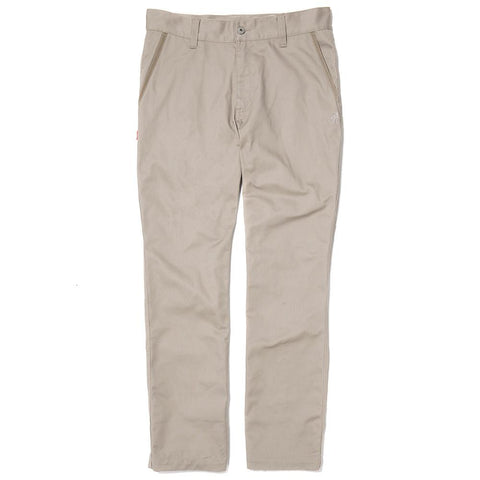 FUCT SSDD GENERAL CHINO TROUSERS / BEIGE