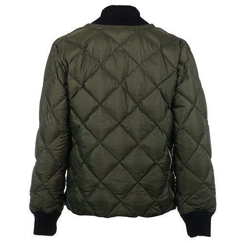 {ie X CRESCENT DOWN WORKS DOWN BOMBER JACKET / OLIVE - 2