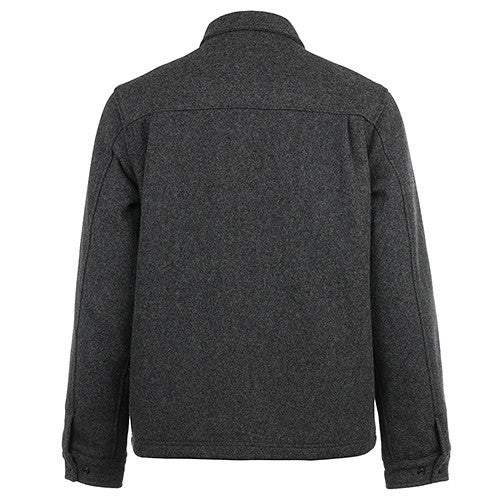 {ie PRIMALOFT COACH'S JACKET / CHARCOAL WOOL - 2