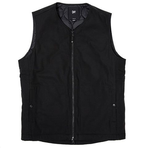 {ie INSULATED VEST / BLACK - 1
