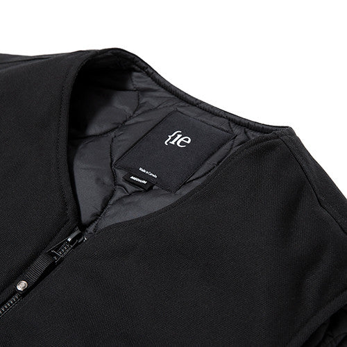 {ie INSULATED VEST / BLACK - 3