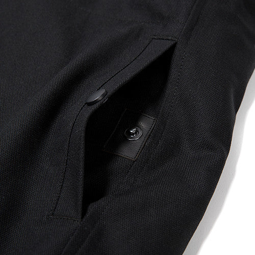 {ie INSULATED VEST / BLACK - 4