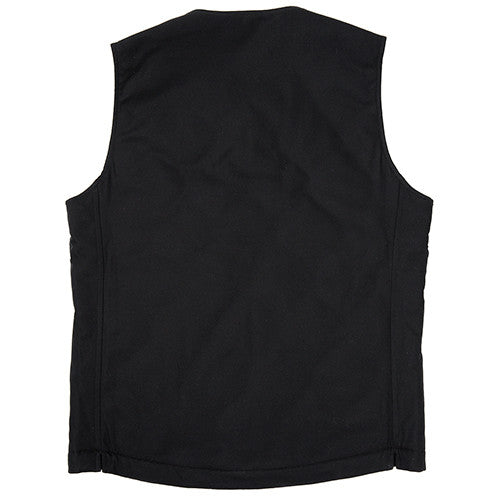 {ie INSULATED VEST / BLACK - 2