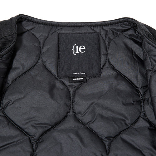 {ie INSULATED VEST / BLACK - 9