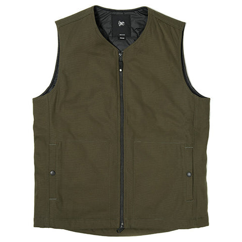 {ie INSULATED VEST / LICHEN - 1