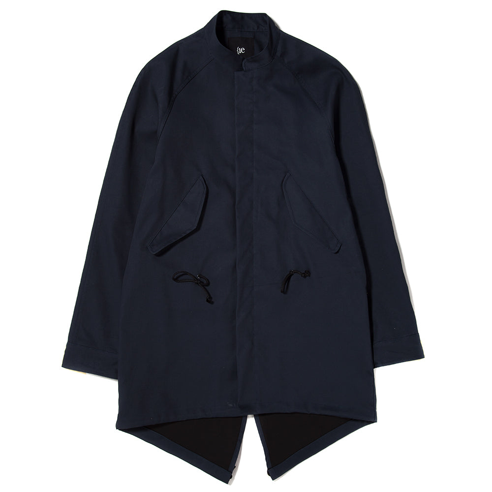 style code 5019CWF17NVY. {ie M51 JACKET / NAVY
