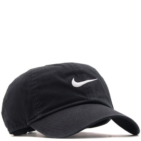 Product Code: 546126-010. Nike swoosh hat black H86