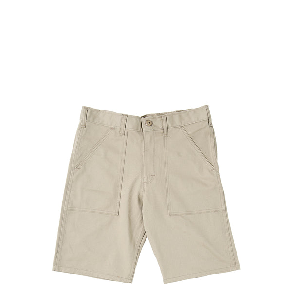 Stan Ray Ripstop Fatigue Short / Khaki - Deadstock.ca