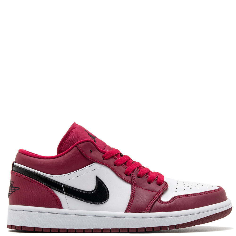 Jordan 1 Low / Noble Red
