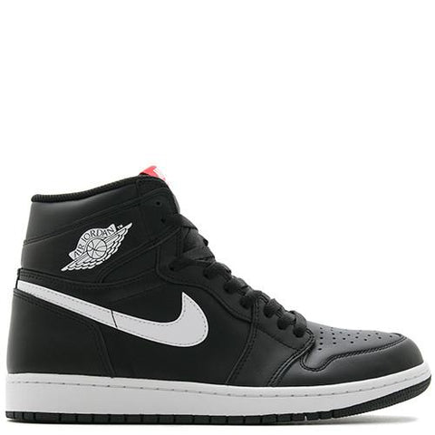JORDAN 1 RETRO HIGH OG BLACK / WHITE - 1