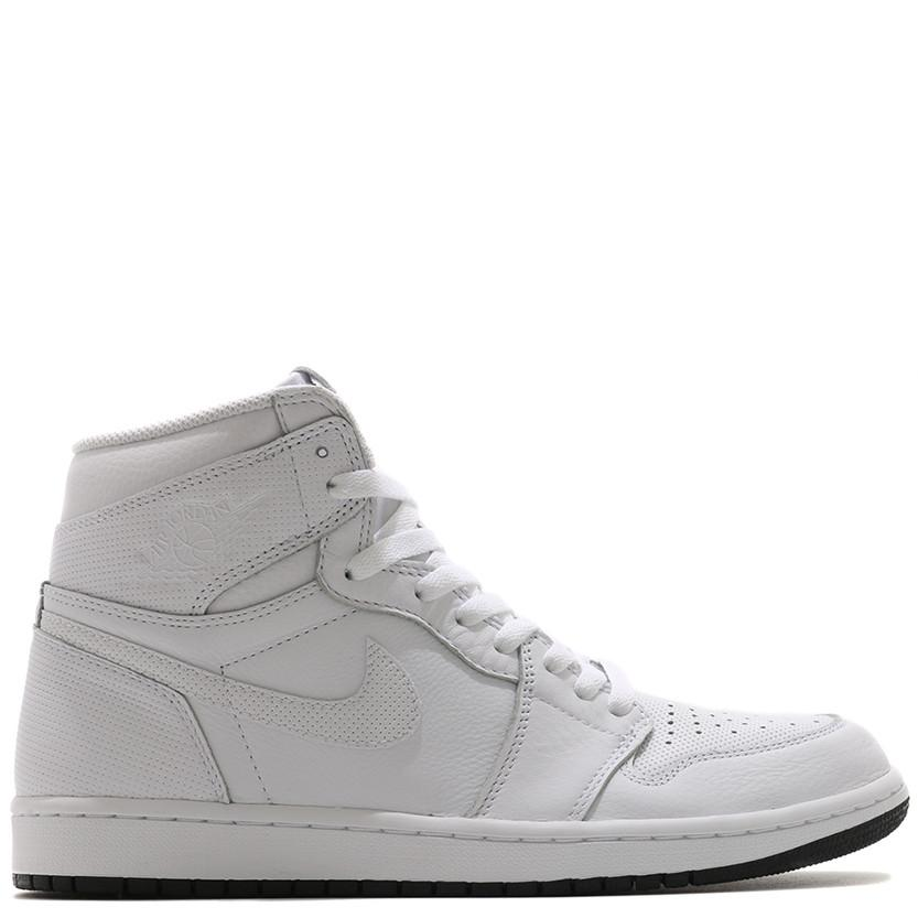 JORDAN 1 RETRO HIGH OG WHITE / BLACK - 1
