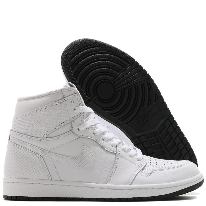 JORDAN 1 RETRO HIGH OG WHITE / BLACK - 2