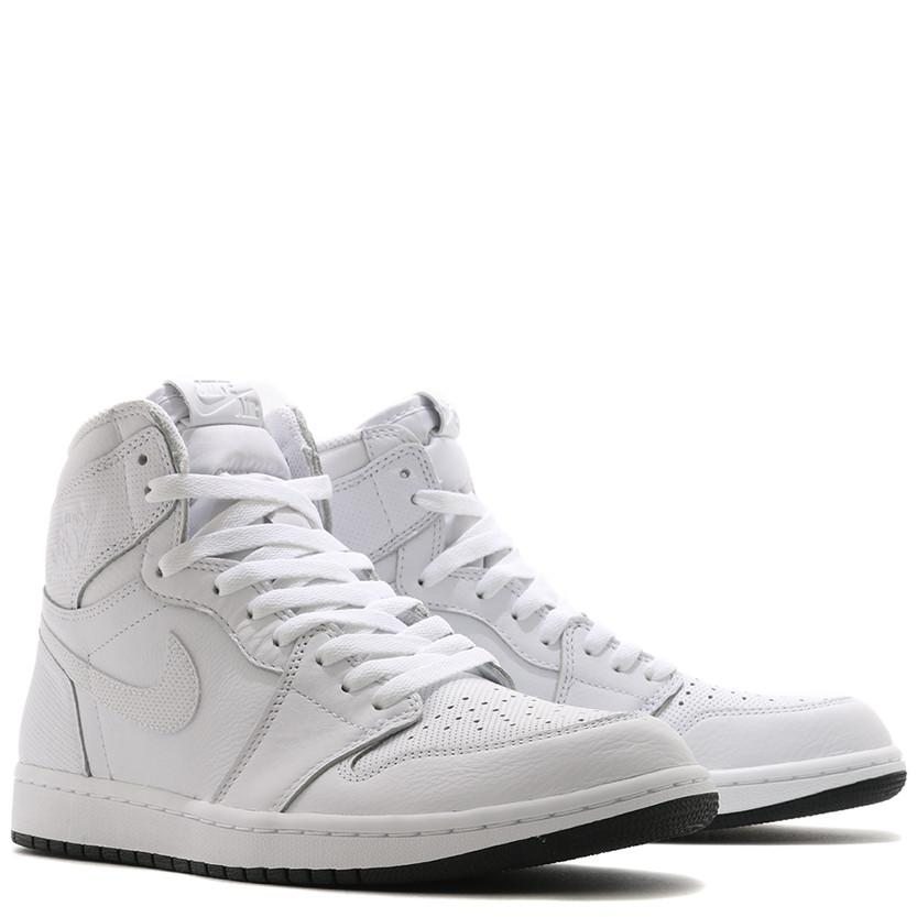 JORDAN 1 RETRO HIGH OG WHITE / BLACK - 3