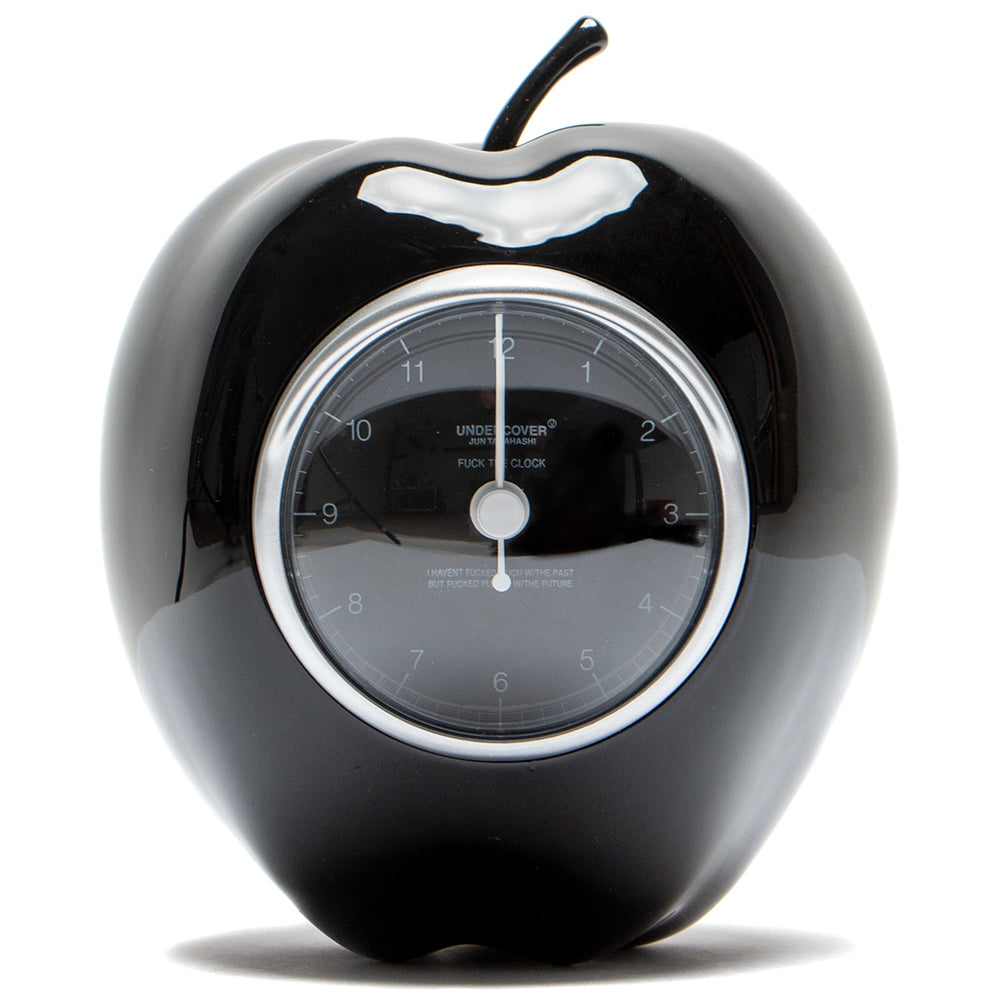 Style code 570150. Medicom Toy x Undercover Gilapple Clock - 160mm / Black