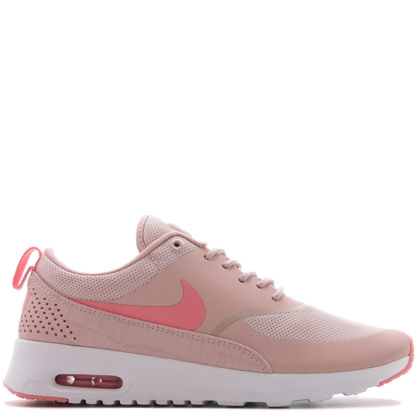 nike air max thea in pink oxford. Black Bedroom Furniture Sets. Home Design Ideas