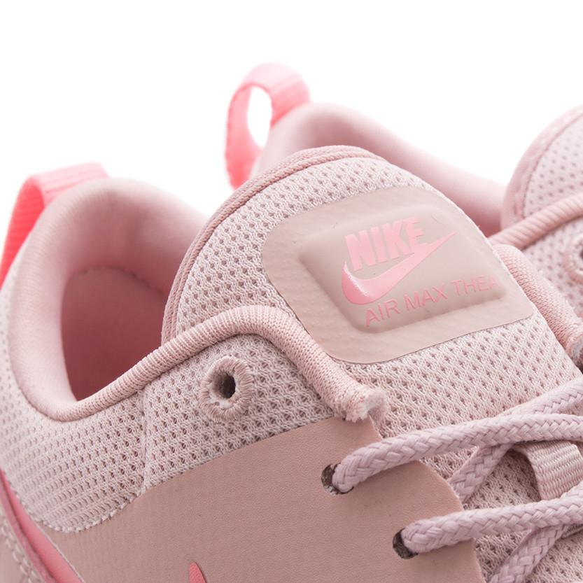 NIKE WOMEN'S AIR MAX THEA / PINK OXFORD - 4