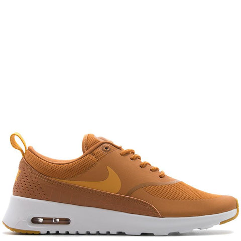 NIKE WOMEN'S AIR MAX THEA DESERT OCHRE / GOLD - 1