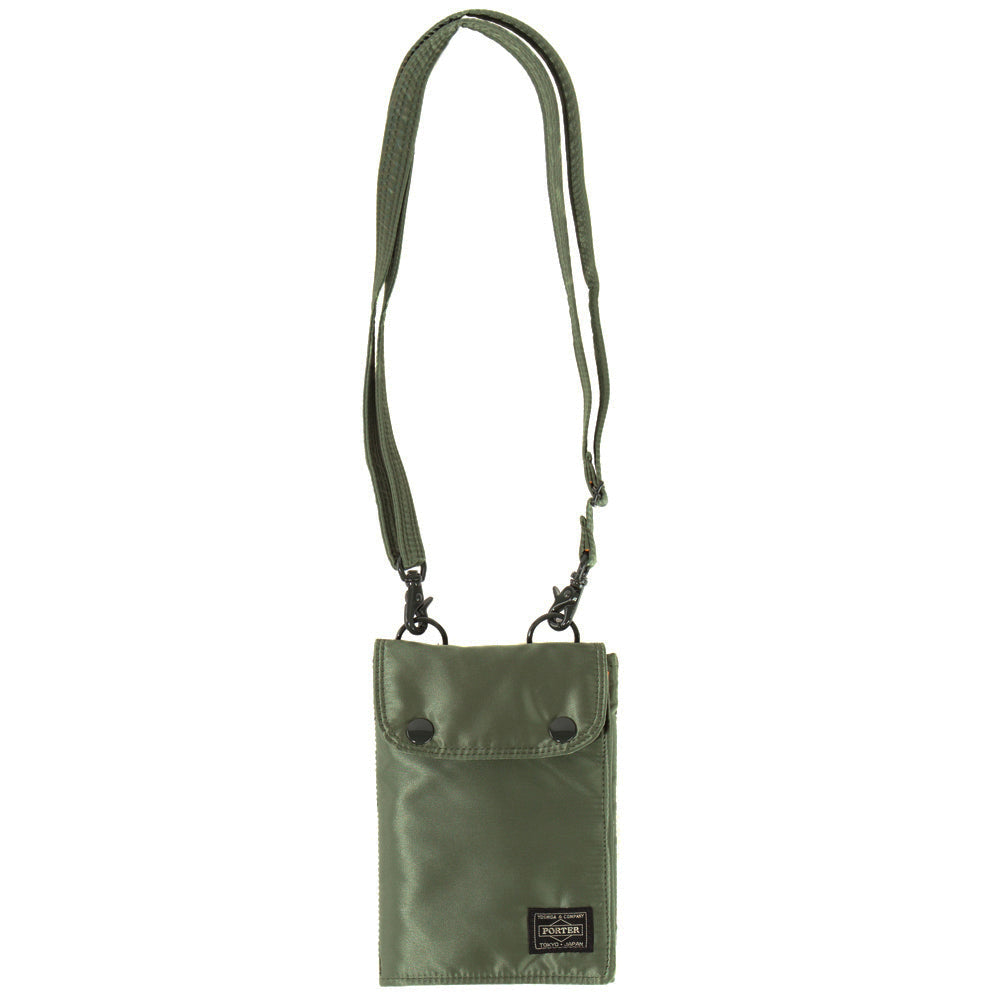 PORTER Tanker Travel Case / Sage Green - Deadstock.ca