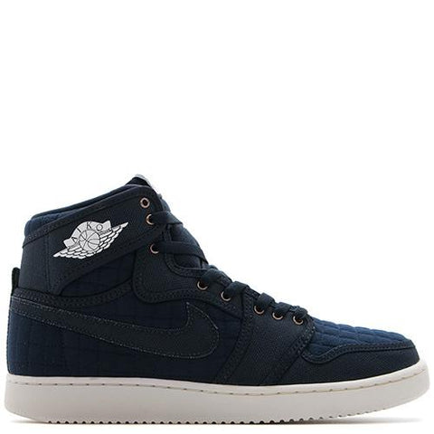 JORDAN 1 KO HIGH OG OBSIDIAN / WHITE - 1