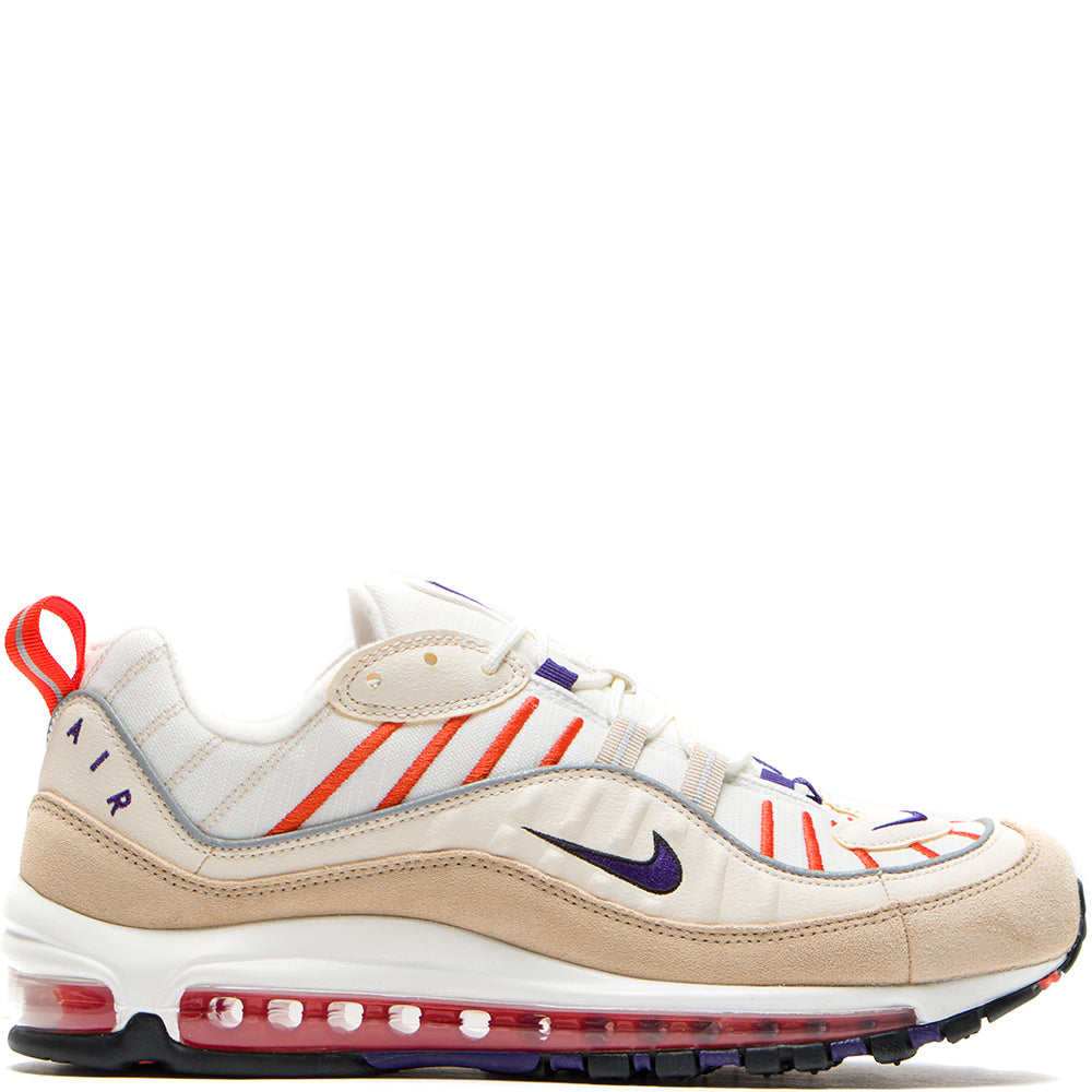 92728ec81f Nike Air Max 98 Sail / Court Purple – Deadstock.ca