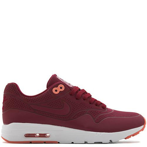 NIKE WOMEN'S AIR MAX 1 ULTRA MOIRE / NOBLE RED - 1