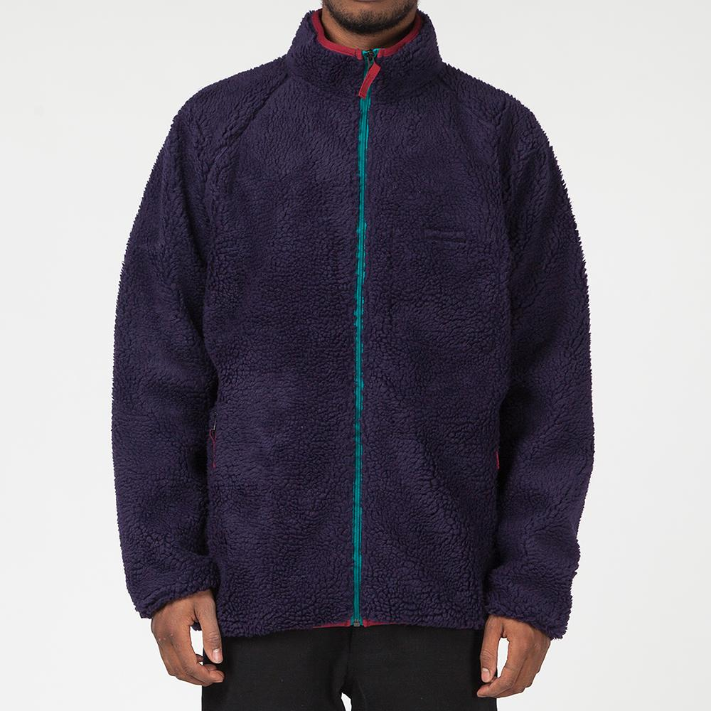 style code 7172040FW17. MANASTASH MT GORILLA JACKET / PURPLE