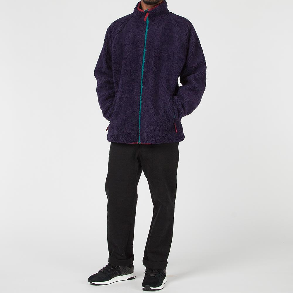 MANASTASH MT GORILLA JACKET / PURPLE