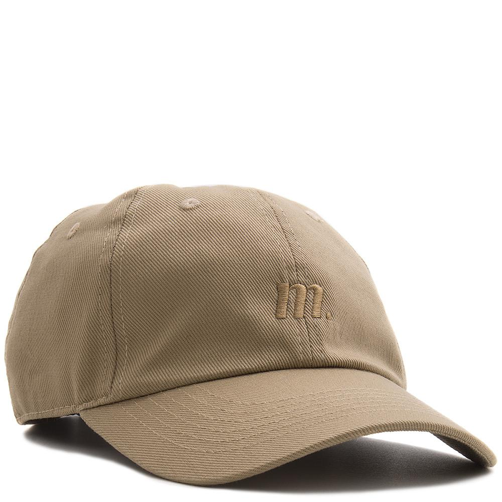 style code 7179083SGE. MANASTASH UNCLE'S GARMENT DYED HEMP TWILL CAP / KHAKI