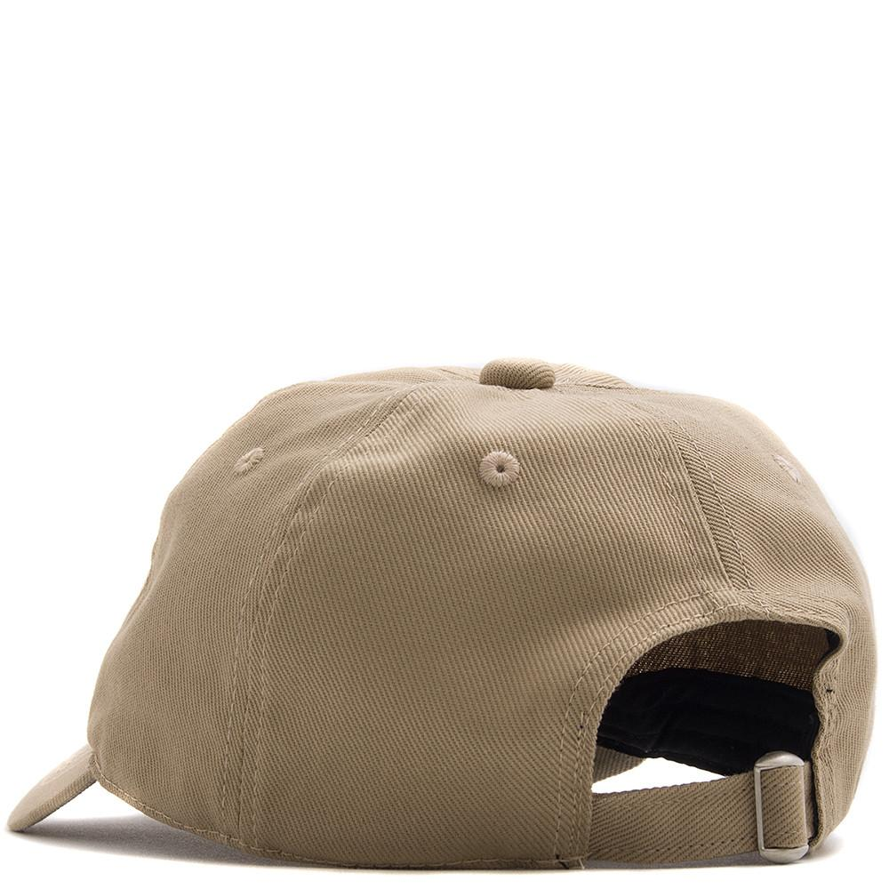 MANASTASH UNCLE'S GARMENT DYED HEMP TWILL CAP / KHAKI