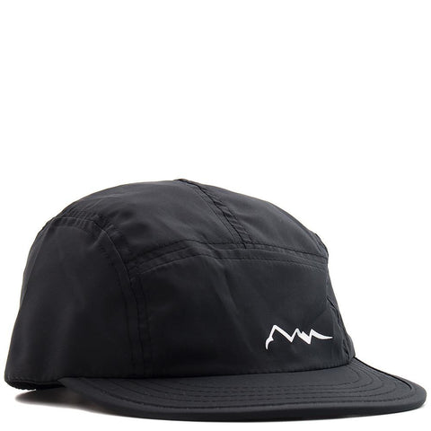 MANASTASH FLEX PACKABLE WATER RESISTANT CAP / BLACK