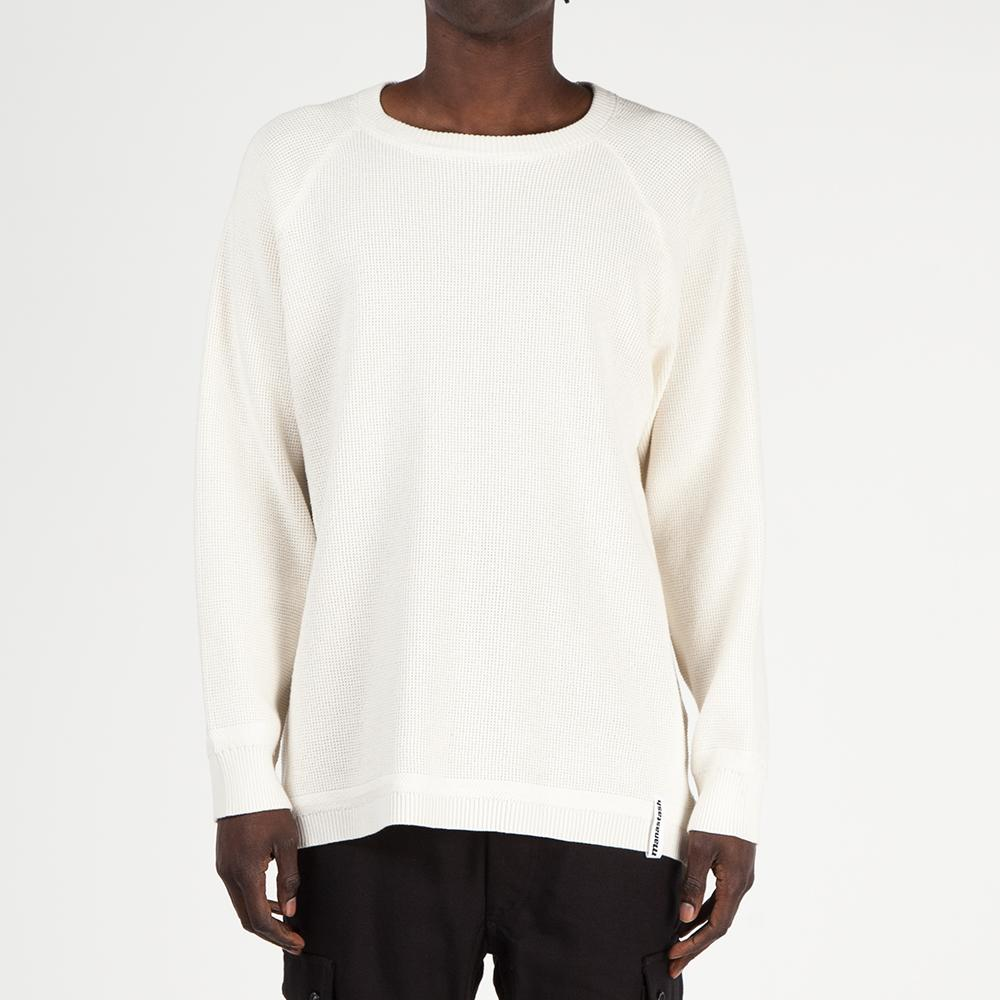 Style code 718311103. Manastash Weekender Knit Sweater / Ivory