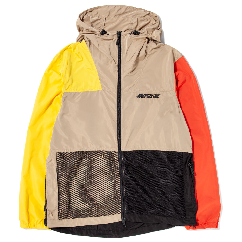 7192033 Manastash Fog Water Repellent & Packable Jacket / Panel